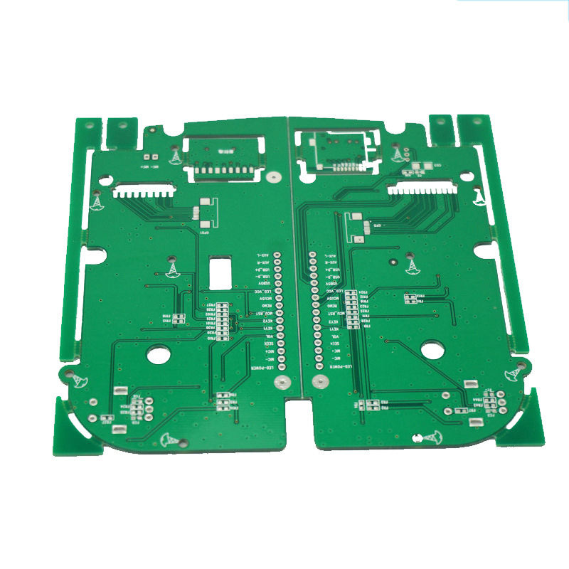 Shanghai electronic pcb suppliers printed circuit board pcba assembly manufacturer