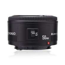 NEW YONGNUO Camera Lens EF 50mm f/1.8 AF Lens for camera photography
