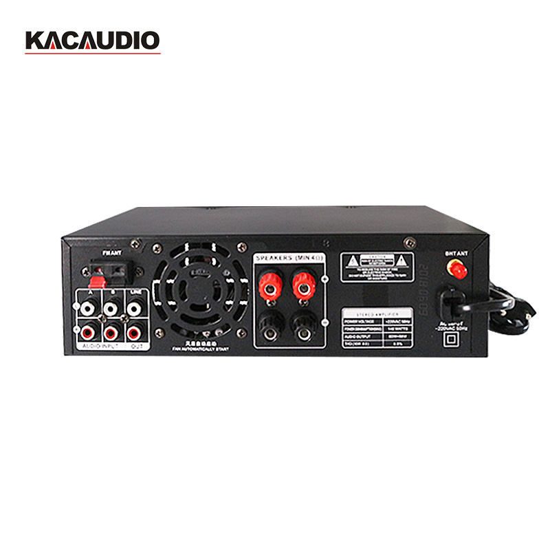 Karaoke System Mini Power Stereo Amplifier
