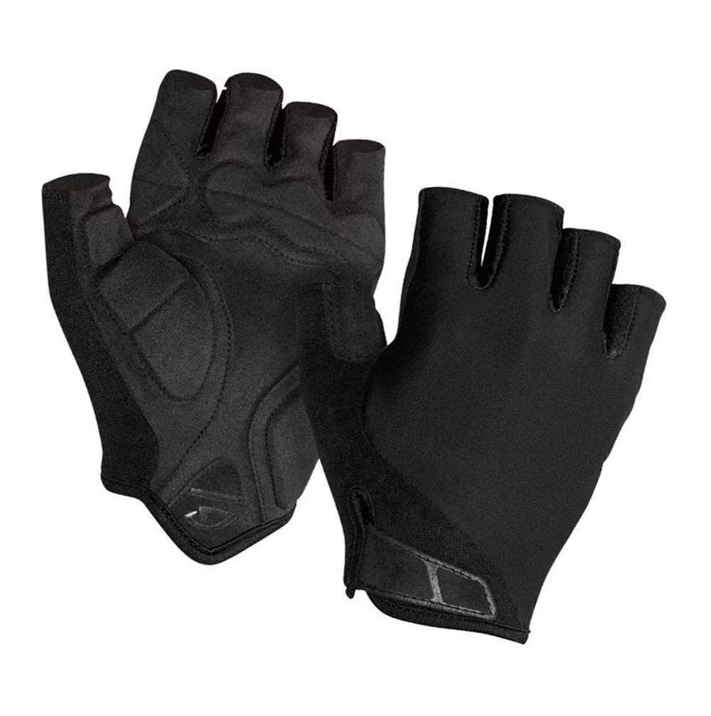 Summer black cycling gloves extra padding this cycling gloves craft well