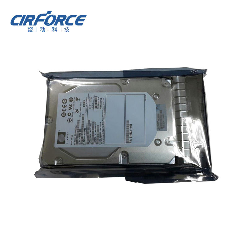 781516-B21 600 GB 12G Enterprise SAS 10 K SFF 2.5 นิ้ว SC HDD hard disk drive