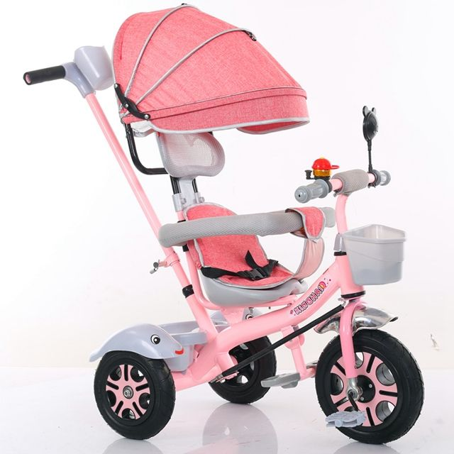 Low Price Baby Tricycle Children Bicycle Baby Ride on Tricycle Baby Umbrella Tricycle