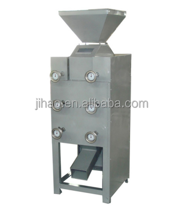 GHO double roller malt grinder professional electric beer equipment
