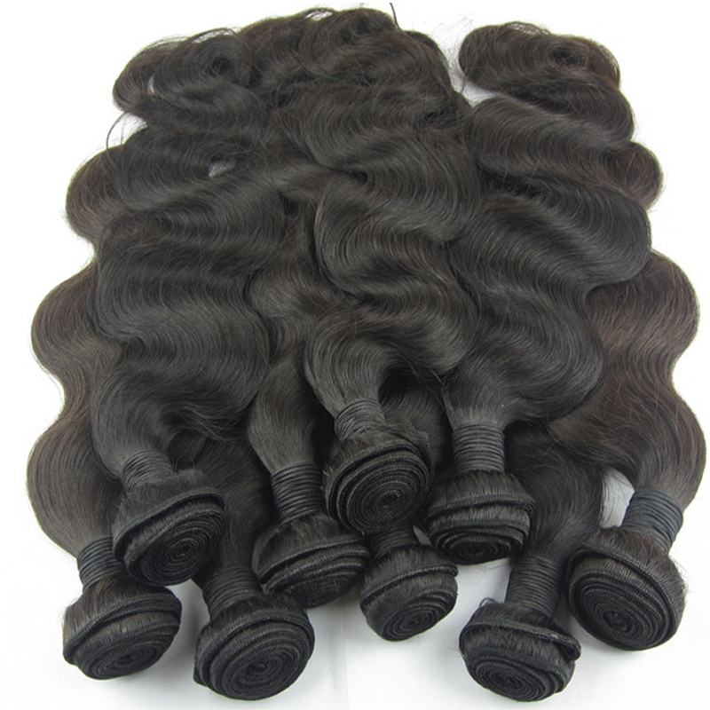 8A 9A 10A Wholesale Price No Tangel and No Shedding Virgin Brazilian Hair Full Cuticle Aligned Hair