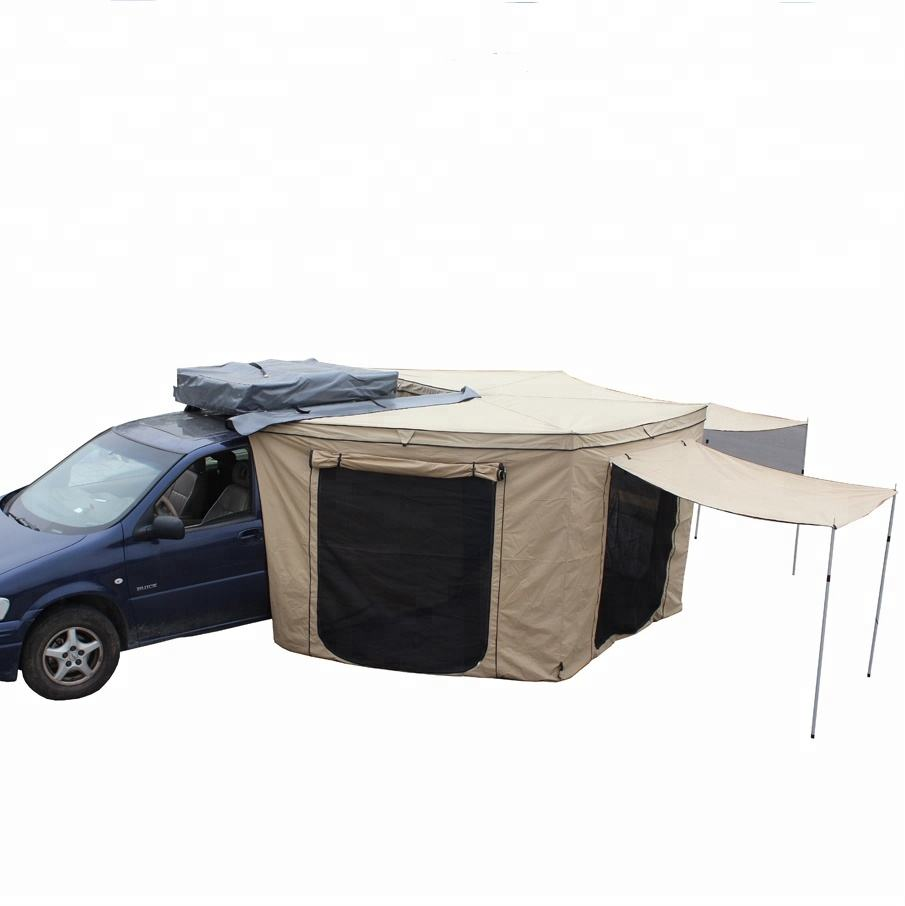 4x4 Accessories Sector Car Foxwing Awning /Tent --WA01 Foxwing Awning