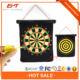 Crazy selling kids interesting 12 inch magnetic dart board for sale