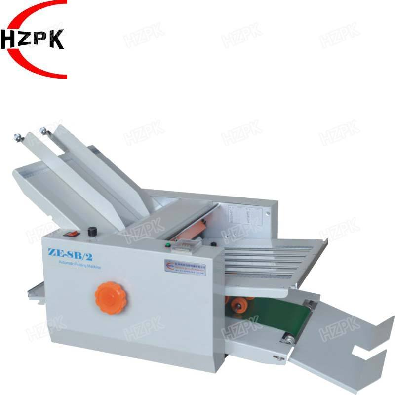 ZE-9/4 ZE-9/2 ZE-8/4 ZE-9/2 Automatic Paper Folding Machine
