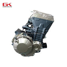 500CC Parallel Two Cylinder Motorcycle Engine