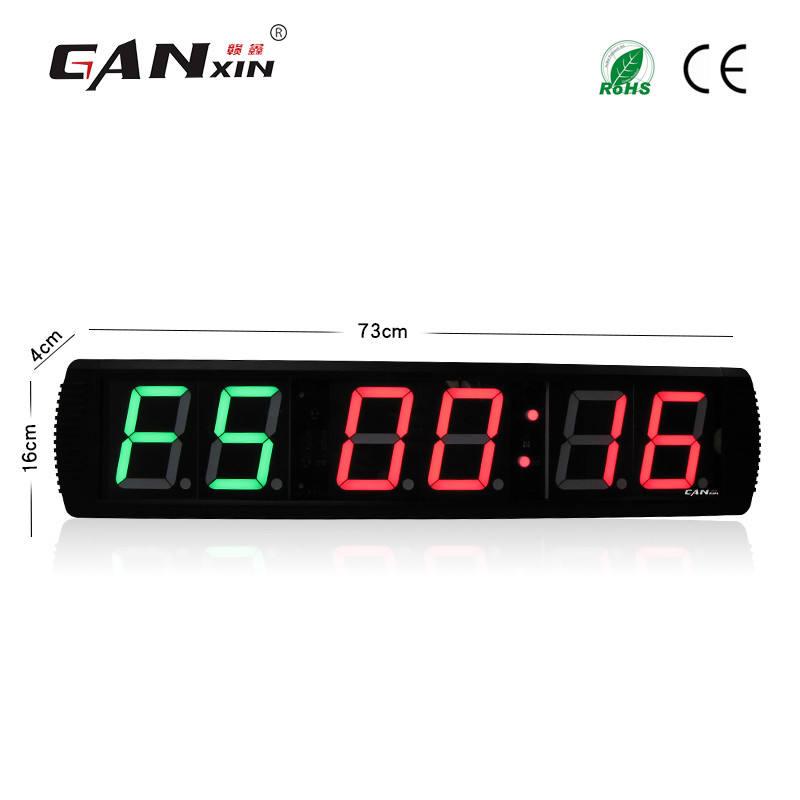 [GANXIN] 2018 Elettronico Automatico A Buon Mercato Ha Portato Attrezzature Da Palestra Crossfit Timer Remote Control