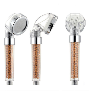 Ionic Water Saving Shower head Filtration Handheld Shower Head With Filter