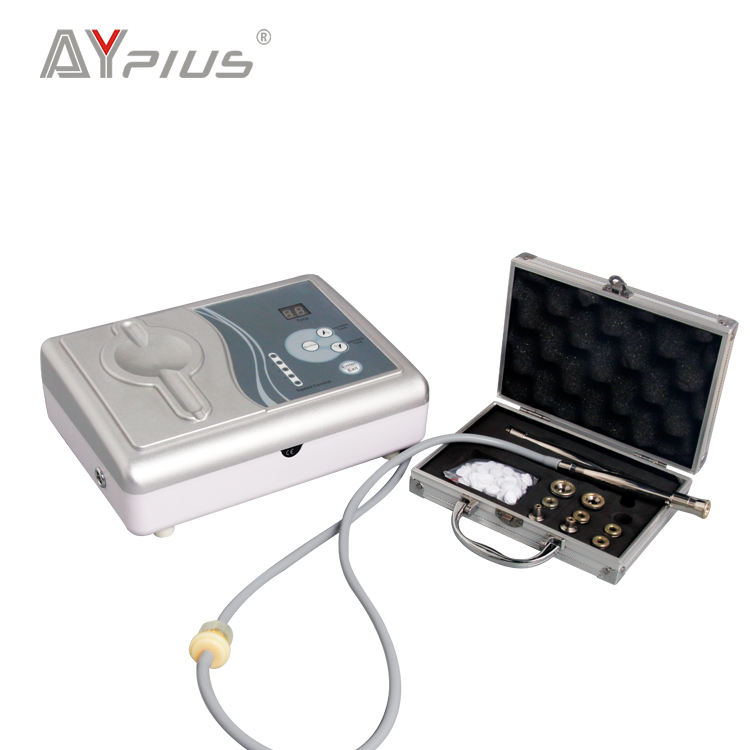 AYJ-G03 Hot sale Professional Portable diamond dermabrasion microdermabrasion peel machine
