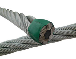 Non-rotaing steel wire rope sling