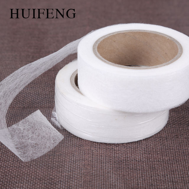 China Huifeng hot melt double-sided adhesive lining pa hot melt double-sided adhesive lining clothing materials composite dedic