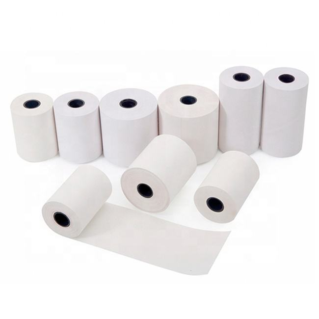 Cheap Price 80 x 80mm Thermal Printing Paper Receipt Paper Roll 80 x 80 Thermal Paper Rolls Manufacturers