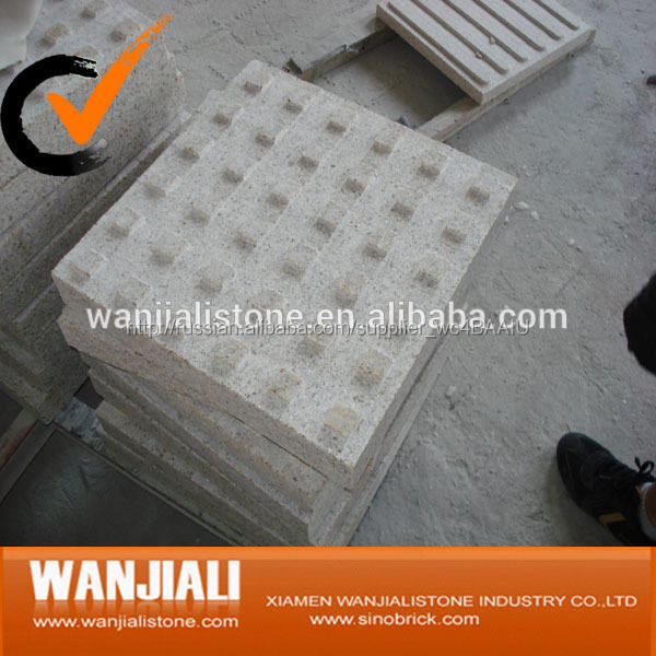 Китай оптовая продажа натуральный камень G603 отточенные слепой камень