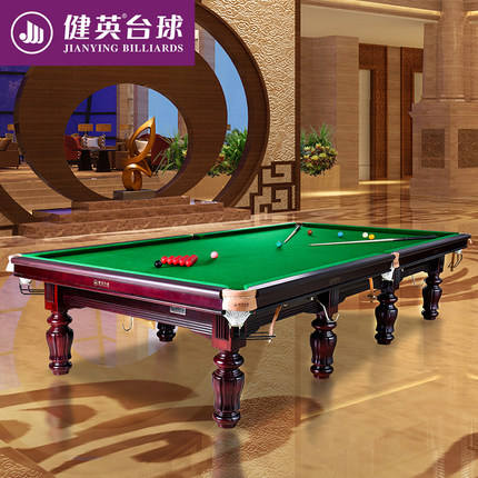 Low MOQ cheapest price 10ft snooker table