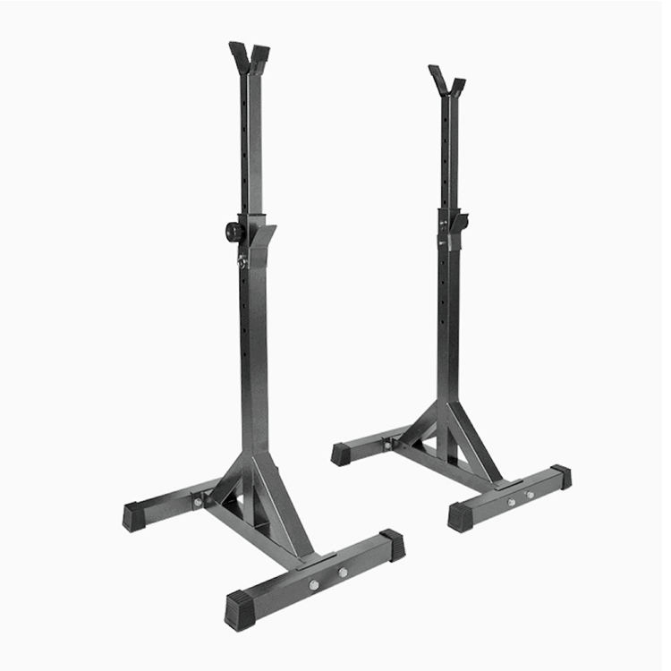 Home Gym Sport Attrezzature Per Il Fitness Commerciale Squat Base di alimentazione Del Rack