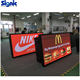 Signic full color Outdoor tv panel P2 P2.5 P3 P4 P5 P6 led video wall / Outdoor full color P6 led display/ P6 Outdoor led panel