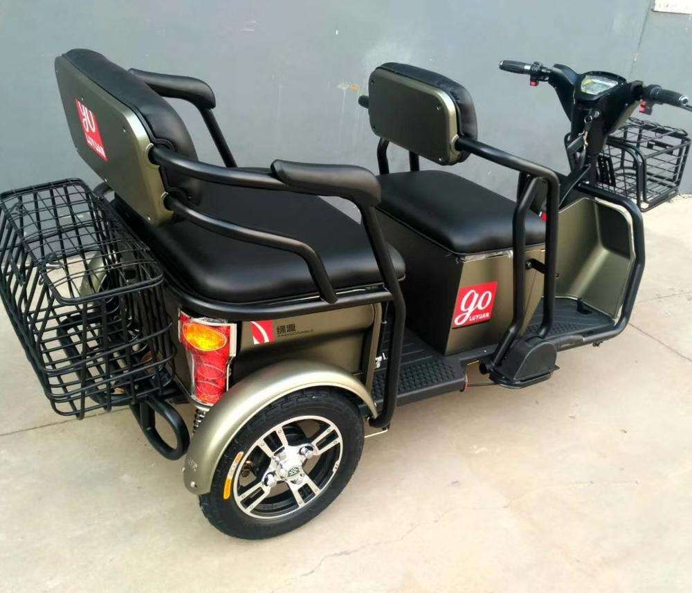 Three wheels car Leisure tricycle Chinese classic go kart car prices open electric passenger tricycle
