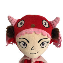 Funny custom your own design anime cartoon characters plush doll