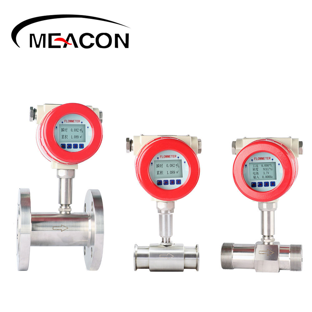 Cheap and wholesale Turbine Water meter, Turbine type flow meter, turbine flowmeter