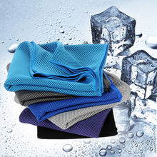 BEWE Bulk Sale Customized Absorbent Soft Colorful Cheap Cooling Towel Sport Golf Towel