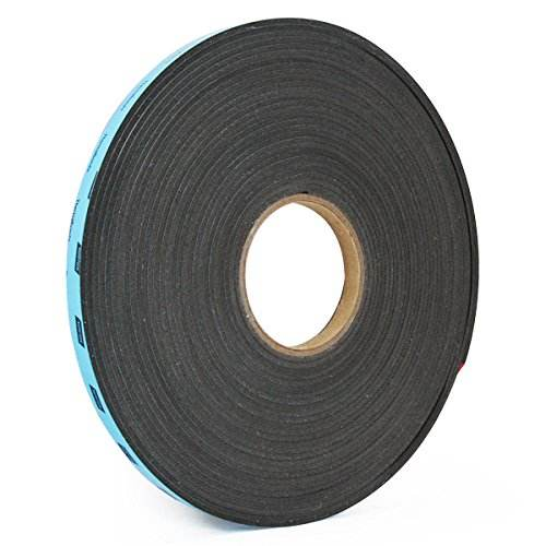 Thermal Bond Structural Glazing Double Sided Spacer Tape 12 Mm X 6 Mm X 10 Mtr