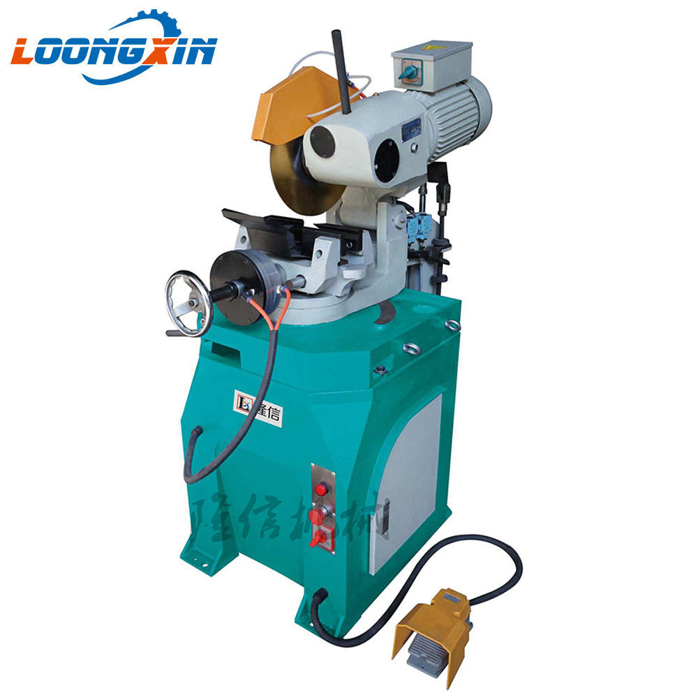 Semi automatic 45 degree circular saw machine 315