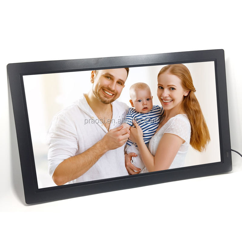 18 inch free download install App WIFI android digital tablet photo frame