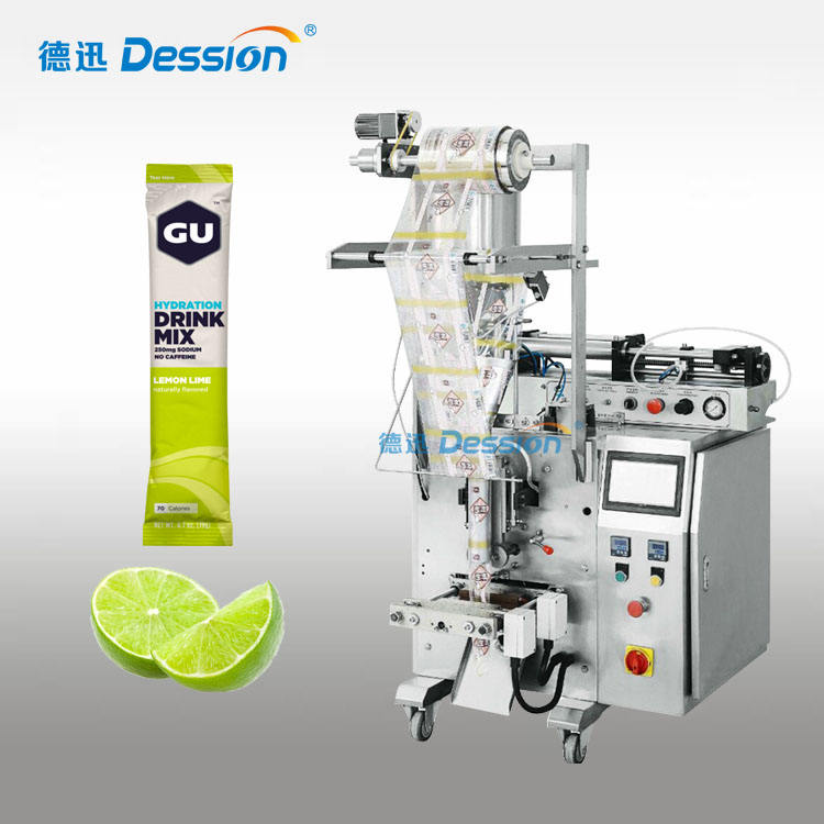 Low Cost Automatic Lime Liquid Pouch Packing Machine With Liquid Filling Machine 15ml China Supplier