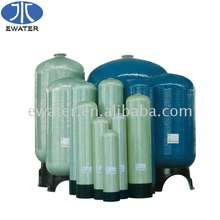 frp fish septic  water treatment plant filter  tank  pretreat vessel manufacture price