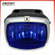 HAISSKY plastic high performance motorcycle head lights