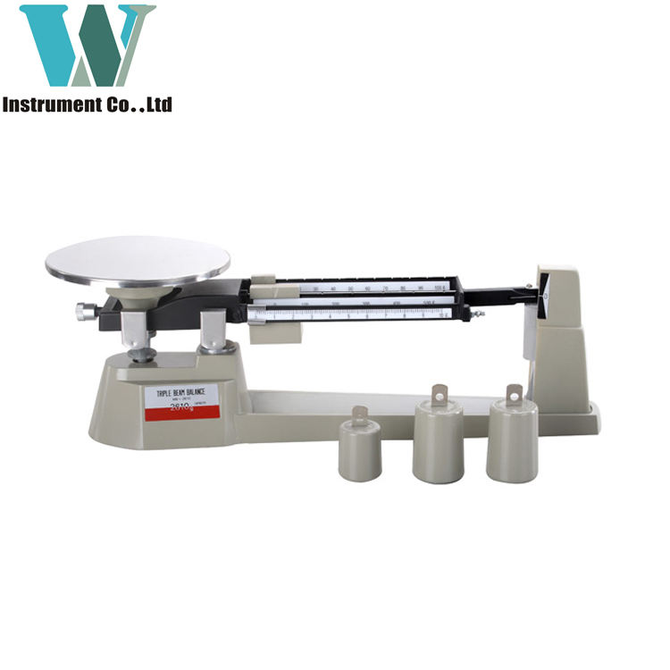 2610g 0.1g Ohaus similar tpe bench beam scale mechanical balance