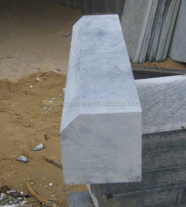 Customized precast road kerb from China
