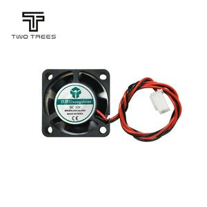 Twotrees DC צירי brushless 25x25x10mm 5 V 12 V 24 V קירור מאוורר 2510 אוהד מנוע dc 12 v