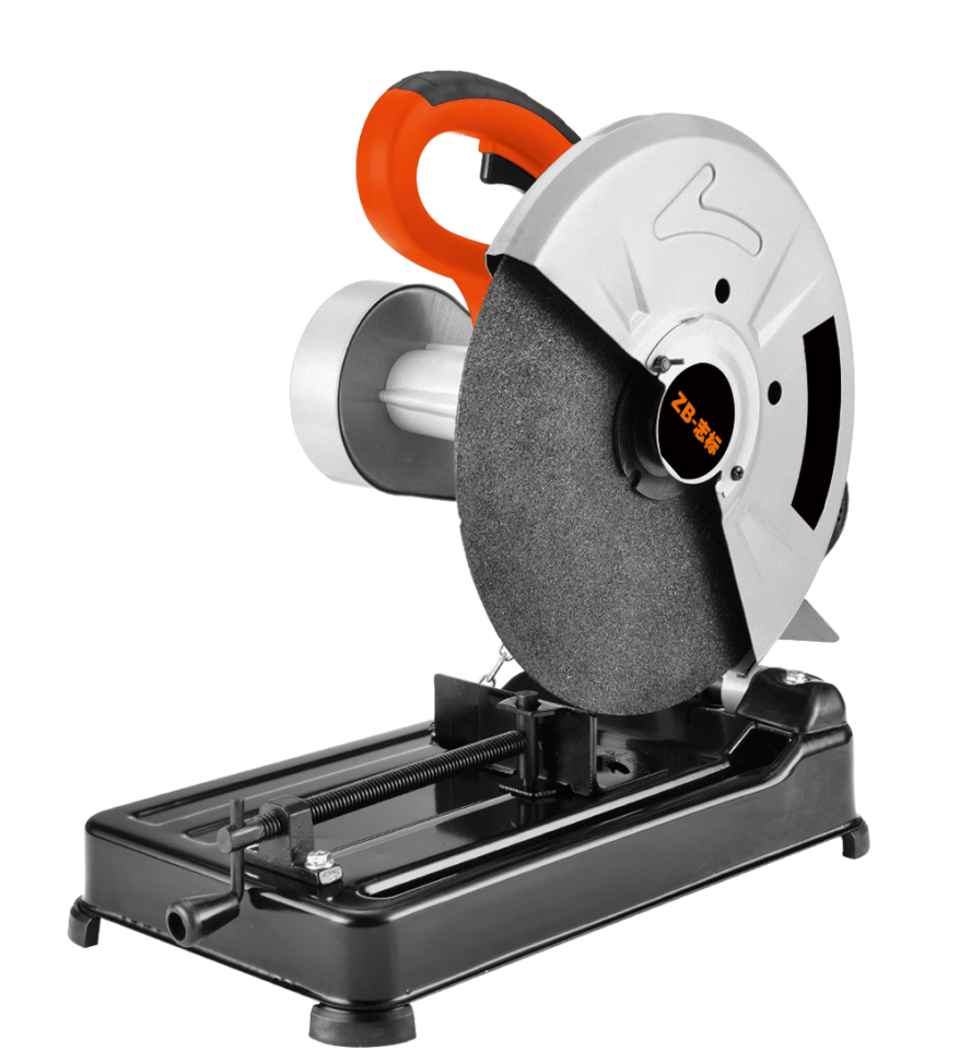 J1G-ZB-355D High Quality Belt Drive cut off machine 14inch multipurpose cut off saw Electric Belt Saw