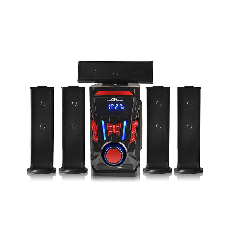 Hot Jual Woofer Suara Surround Home Theatre System Audio Speaker 5.1 7.1 Channel