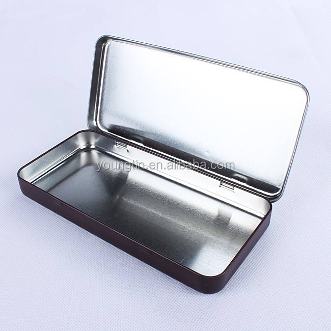 Wholesale food metal tin box package chocolate
