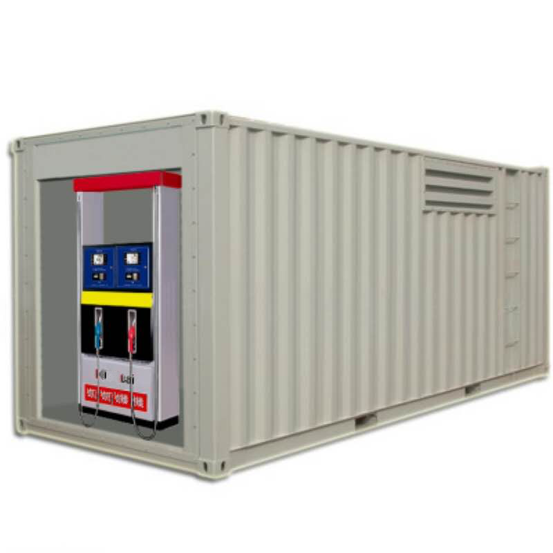 High quality mobile container gas station