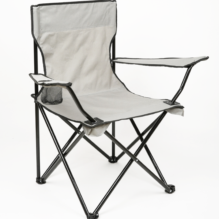 Outdoor Chair Folding Portable Camping Fishing Beach Chair Easy Carrying Lightweight Foldable Chair