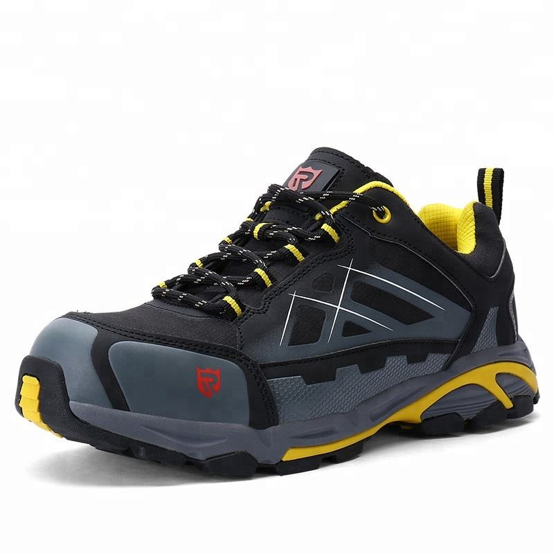 LARNMERN mens woodland and industrial breathable saftey shoes ,steel toe cap work shoes with CE certificate