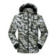 Camo Outdoor Hunting Fishing Camping Hiking Jacket Waterproof Clothing Mens Softshell Jacket