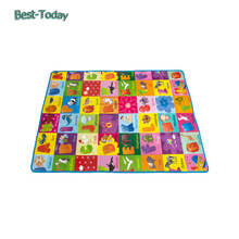 Waterproof educational children play mats toy,hot sale play mat for kids