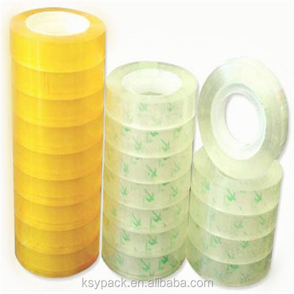 Best selling new high quality super clear stationery tape for students