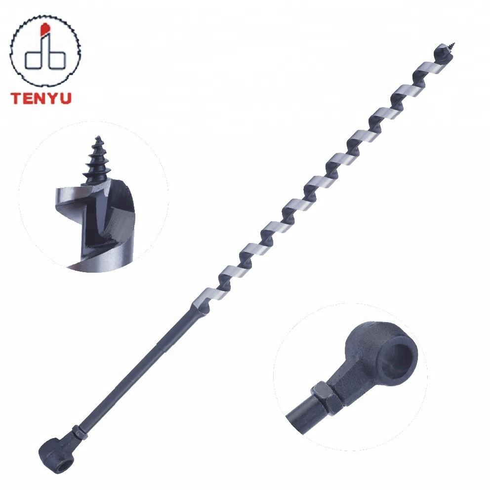 Hand Use Scotch Eye Pattern Ring Wood Auger Drill Bit for Wood Drilling
