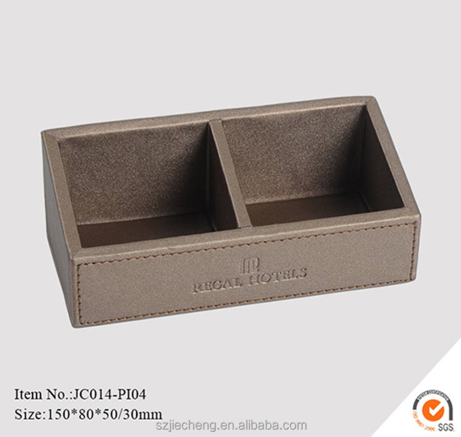 hotel Lipton packaging empty wooden coffee tea box with glass top