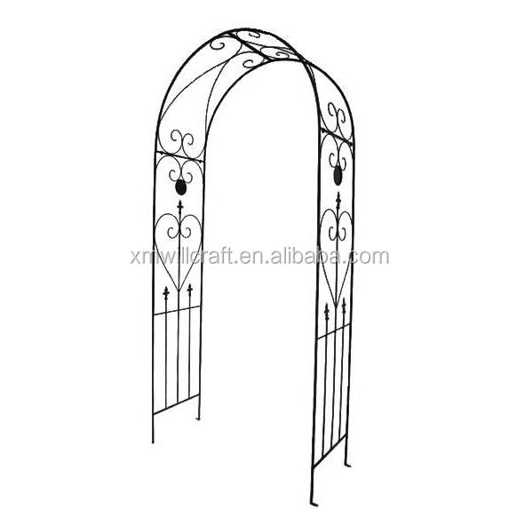 garden decoration Iron Arch Arbor