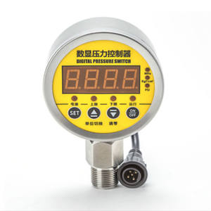 MD-S800V Negatif Vacuum Air, Minyak, Gas Cerdas Digital Pressure Switch