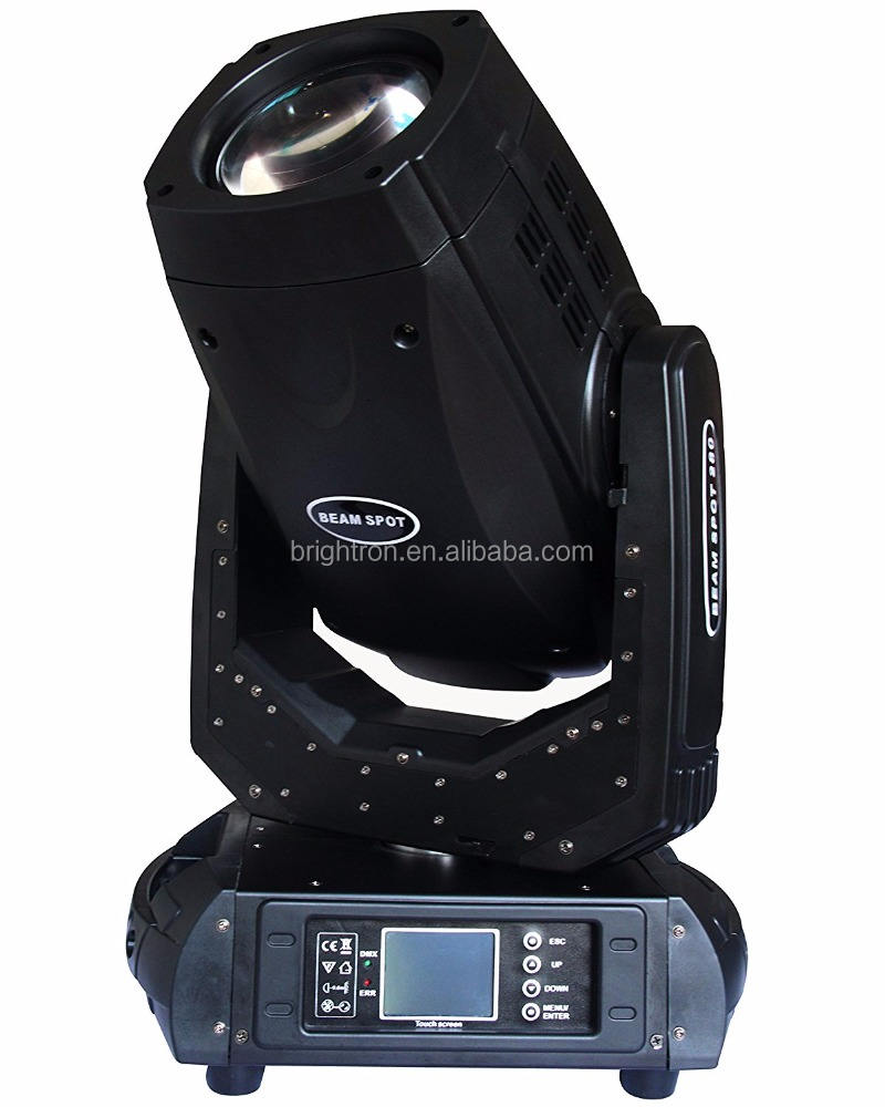 Disco Licht Kopie Gewaad <span class=keywords><strong>Pointe</strong></span> 10R 280W Sharpy Beam Spot Wassen 3in1 Moving Head Licht Stadium Licht