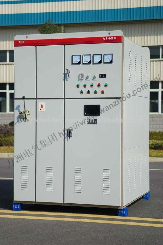 Automatic high voltage electrical power saver device 3 phase